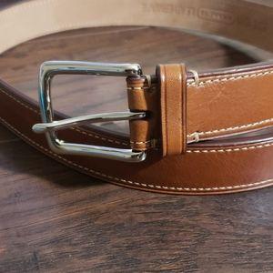 Coach Leather Belt Mens SZ 36 NWT